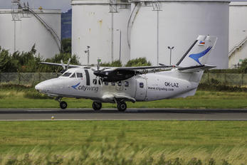 OK-LAZ - Van Air Europe LET L-410UVP-E Turbolet