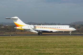 VP-CJT - Empire Aviation Group Bombardier BD-700 Global Express