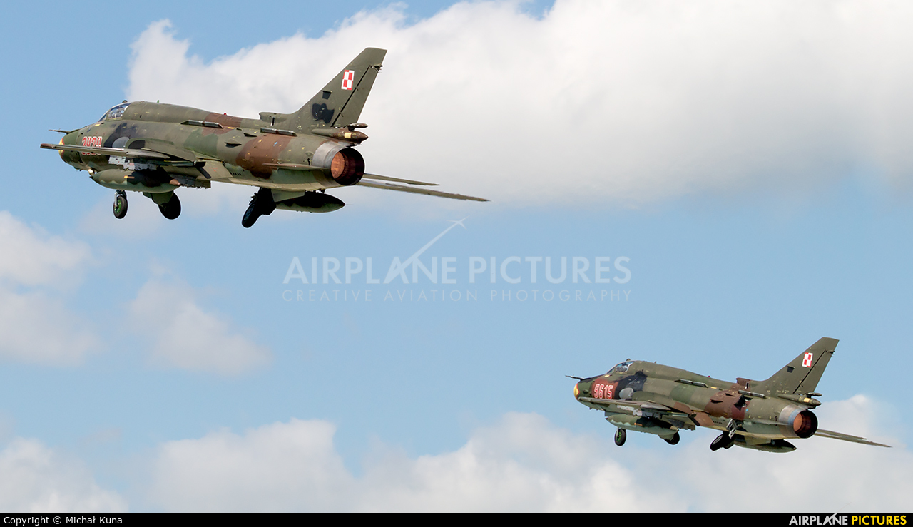 Poland - Air Force 3920 aircraft at Malbork