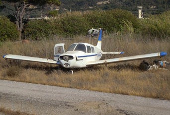 SX-AGD - Private Piper PA-28 Cruiser