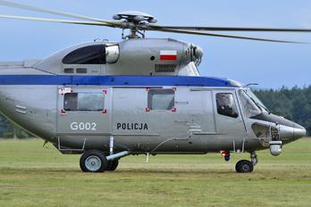 SN-34XP - Poland - Police PZL W-3 Sokół