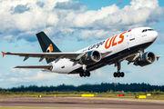 TC-VEL - ULS Cargo Airbus A310F aircraft