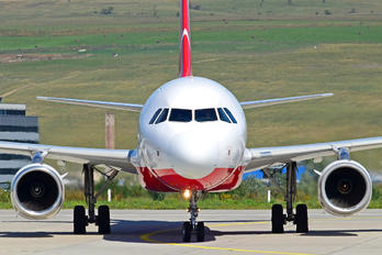 TC-AGO - Atlasglobal Airbus A320