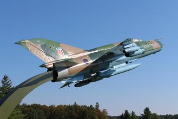 153 - Croatia - Air Force Mikoyan-Gurevich MiG-21bis