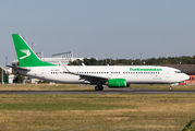 EZ-A017 - Turkmenistan Airlines Boeing 737-800 aircraft