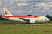 EC-LEI - Iberia Airbus A319 aircraft
