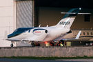Rare visit of HondaJet at Curitba