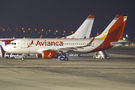 Technical stop of Avianca A319 at Tenerife South
