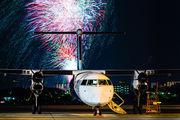 - - ANA - All Nippon Airways de Havilland Canada DHC-8-400Q / Bombardier Q400 aircraft