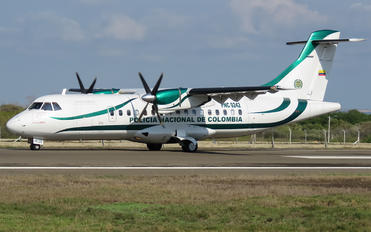 PNC-0242 - Colombia - Police ATR 42 (all models)