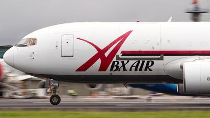 N744AX - ABX Air Boeing 767-200F