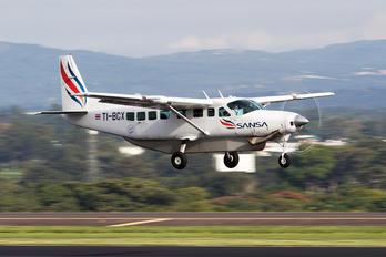 TI-BCX - Sansa Airlines Cessna 208 Caravan