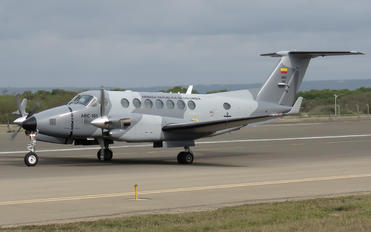 ARC101 - Colombia - Army Beechcraft 300 King Air 350