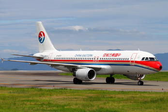 B-6870 - China Eastern Airlines Airbus A320