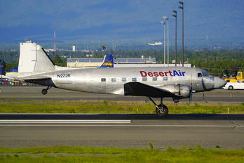 N272R - Desert Air Douglas DC-3