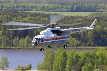 RF-32832 - Russia - МЧС России EMERCOM Mil Mi-8MTV-1