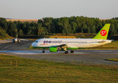 VP-BTN - S7 Airlines Airbus A319 aircraft