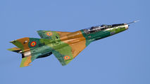 9516 - Romania - Air Force Mikoyan-Gurevich MiG-21 LanceR B aircraft