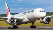 JA861J - JAL - Japan Airlines Boeing 787-9 Dreamliner aircraft