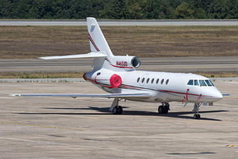 N463JD - Private Dassault Falcon 50