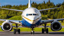 B-09590 - Private Boeing 737-700 BBJ aircraft