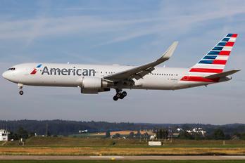 N398AN - American Airlines Boeing 767-300ER