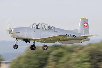 F-AZHG - Private Pilatus P-3