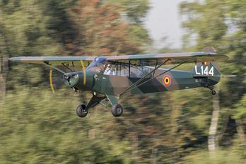 OO-LOT - Private Piper PA-18 Super Cub