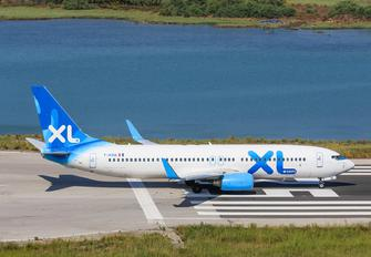 F-HJUL - XL Airways France Boeing 737-800