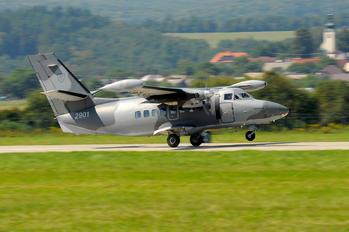 2901 - Slovakia -  Air Force LET L-410UVP Turbolet