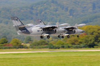 2818 - Slovakia -  Air Force LET L-410UVP-E20 Turbolet