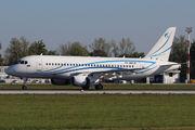 Rare Gazpromavia Superjet charter in Zagreb title=