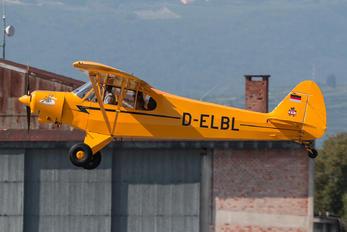 D-ELBL - Private Piper PA-18 Super Cub
