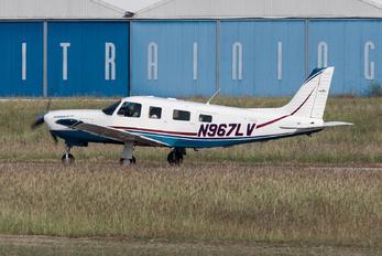 N967LV - Private Piper PA-32 Saratoga