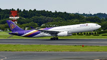 HS-TBF - Thai Airways Airbus A330-300 aircraft