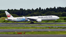 JA733J - JAL - Japan Airlines Boeing 777-300ER aircraft