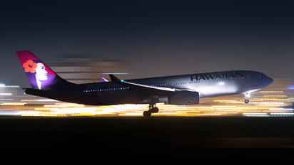N378HA - Hawaiian Airlines Airbus A330-200