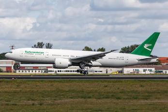 EZ-A777 - Turkmenistan Airlines Boeing 777-200LR