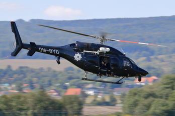 OM-BYD - Slovakia - Police Bell 429