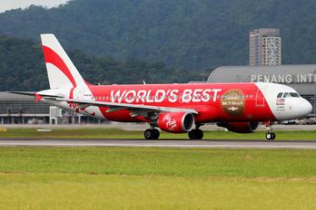 9M-AFC - AirAsia (Malaysia) Airbus A320