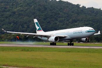 B-HLM - Cathay Pacific Airbus A330-300