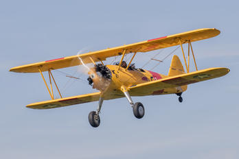 N4561N - Private Boeing Stearman, Kaydet (all models)
