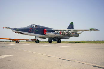 23 - Russia - Air Force Sukhoi Su-25SM