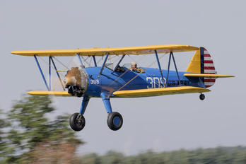 G-IIIG - Private Boeing Stearman, Kaydet (all models)