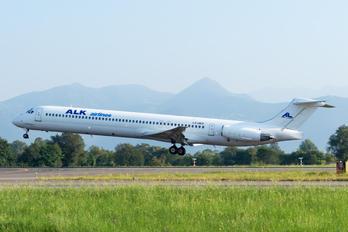 LZ-DEO - ALK Airlines McDonnell Douglas MD-88