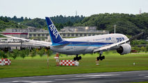 JA822A - ANA - All Nippon Airways Boeing 787-8 Dreamliner aircraft