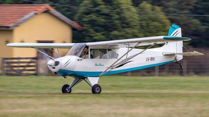 LV-IRX - Private Aero Boero AB-95