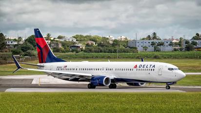N858DZ - Delta Air Lines Boeing 737-900ER