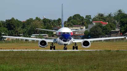 PK-CJC - Sriwajaya Air Boeing 737-300