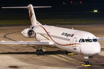 P2-ANQ - Air Niugini Fokker 100